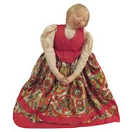 Large Vintage Tea Cosy Doll