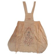 Ladies Cotton Apron