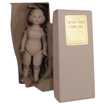 Shackman All Bisque Doll