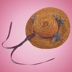 Wonderful Straw Dolls Hat
