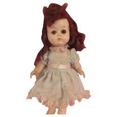 Hard Plastic Doll For Repair
