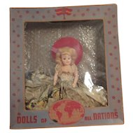 All Original Doll of all Nations bu Duchess Doll Company