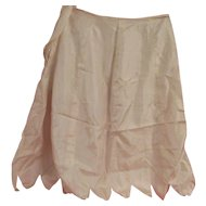 Wonderful old Silk Skirt