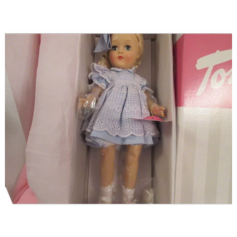 Effanbee Toni Doll, Mint in Box