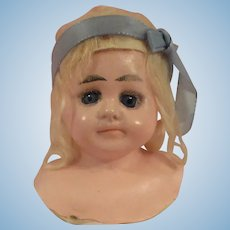 Early PapierMache' Composition Head