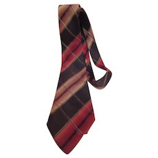 Men's 1950's Dress Tie
