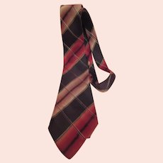 Men's 1950's Dress Tie
