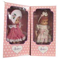 Effanbee 4 seasons Patsy Dolls