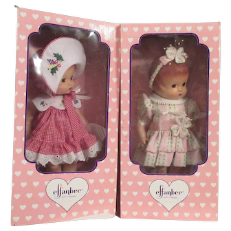 Effanbee 4 seasons Patsy Dolls