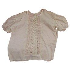 Ladies Old Cotton Blouse