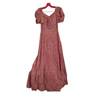 Late 1030's Evening, Party,  or Ball Dress
