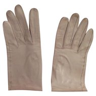 Vintage Kid Leather Gloves