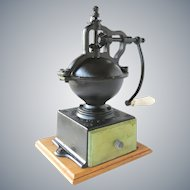 Peugeot Freres France - Large Antique Coffee grinder / mill