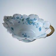 Haviland Limoges - Small porcelain Nankin bowl
