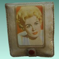 Rare True VINTAGE 1950's Rockabilly SANDRA DEE Photo Wallet Purse FAB Condition