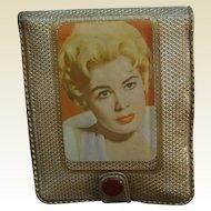 Rare True VINTAGE 1950's Rockabilly SANDRA DEE Photo Wallet Purse FAB Condition