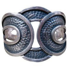 Margot de Taxco Infinity Cuff Bracelet
