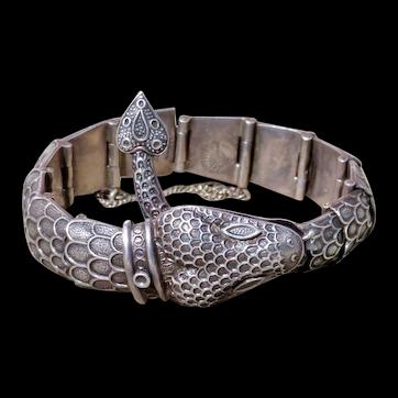 Margot de Taxco 5554 Serpent Bracelet