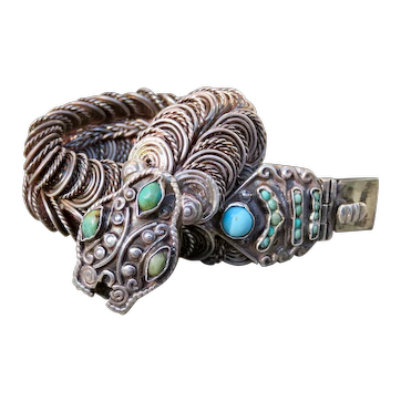 Matilde Poulat Serpent Bracelet