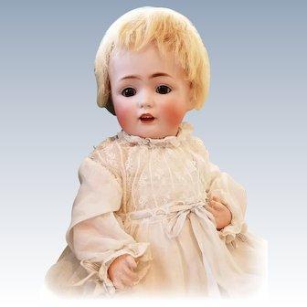 "Beautiful Kestner Antique Bisque Baby Doll 14"""