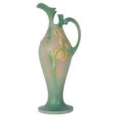 Roseville - Poppy Ewer - Green #880-18