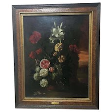 Truly stunning painting of flowers