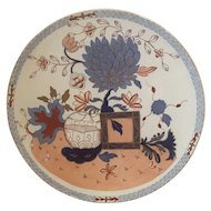 Lovely Large 19th Century Masons Ironstone Imari Pattern