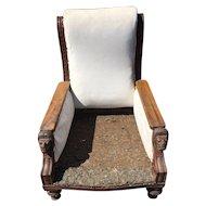 19th Century Nursing Chair