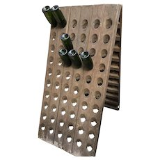 Champagne Riddling Rack 19th Century Lovely Antique Piece
