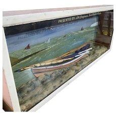 19th Century Maritime Diorama