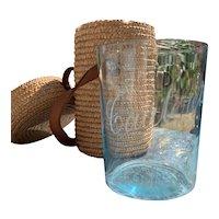 Antique French Cauterets Glass