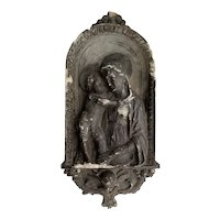 19th Century French Chapel Plaque