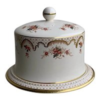 Vintage Harrods Cheese Dome