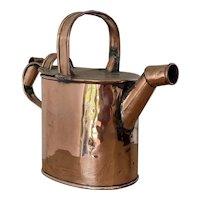 Antique Copper Water Jug