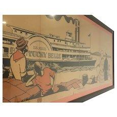 Vintage Education Poster Ohio