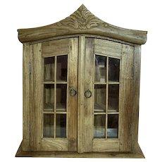 18th Century French Oak Cabinet