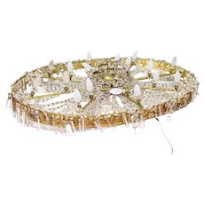 Large Church French Light Centrepiece