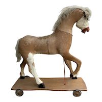 Vintage Toy Horse