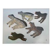 Vintage Inuit Art