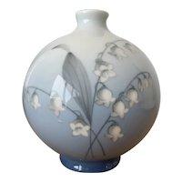 Vintage Porcelain Vase by Bing & Grondahl