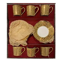 Vintage Limoges Coffee Set