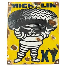 Vintage Michelin Tyre Sign