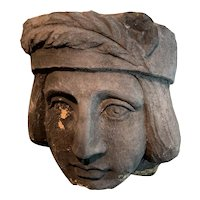 18th Century Yorkshire Stone Nobleman