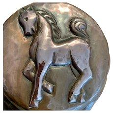 Victorian Copper Pony Mold