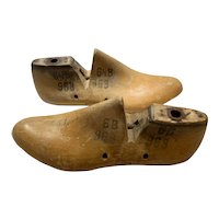 Vintage Shoe Moulds Lasts