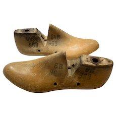 Vintage Shoe Moulds Lasts