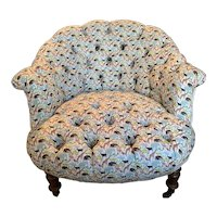 Victorian Nursery Chair