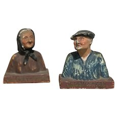 French Figurines 1930s