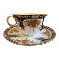 Vintage Wedgewood Cup and Saucer