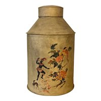 19th Century Tea Cannister